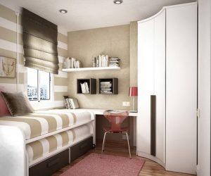 """Hô biến phòng chật thành phòng ngủ rộng chỉ với những bí quyết """"ngon-bổ-rẻ"""" ngay lập tức"""