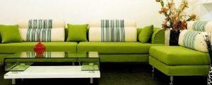 Ưu điểm khi bạn lựa chọn ghế sofa nỉ vải