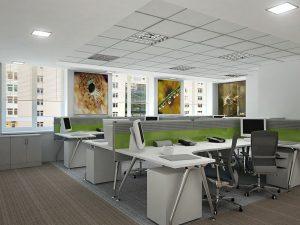 Những điều cần biết khi thiết kế văn phòng