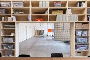 cải tạo nhà kho cũ thành văn phòng