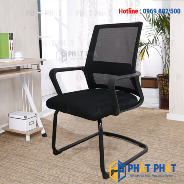 Thiết kế hiện đại của ghế lưới chân quỳ tô điểm cho không gian làm việc - 1