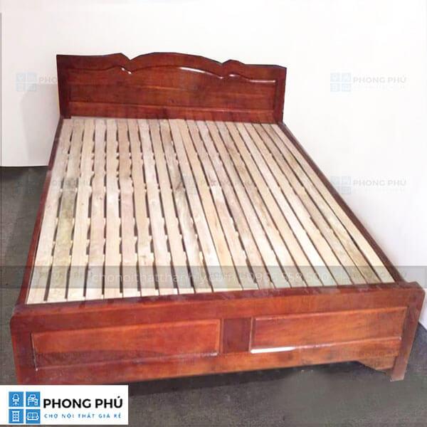 Cùng tìm hiểu ưu thế vượt trội của sản phẩm giường gỗ keo - 1