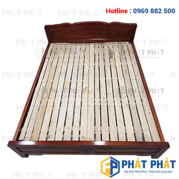 Cùng tìm hiểu ưu thế vượt trội của sản phẩm giường gỗ keo