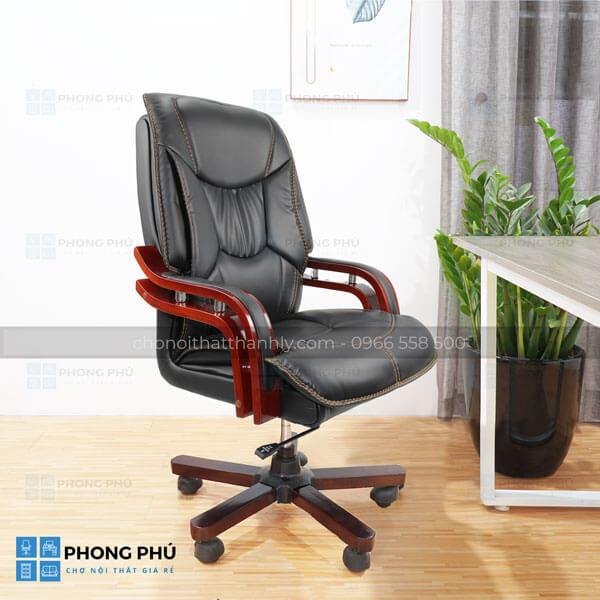 Ghế giám đốc dòng ghế cao cấp chuyên sử dụng cho phòng lãnh đạo - 1