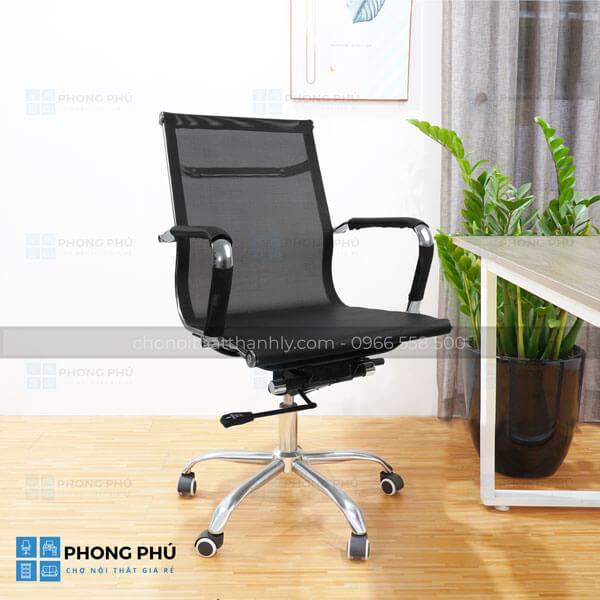 Những ưu điểm cần biết khi sử dụng ghế lưới nhân viên - 2