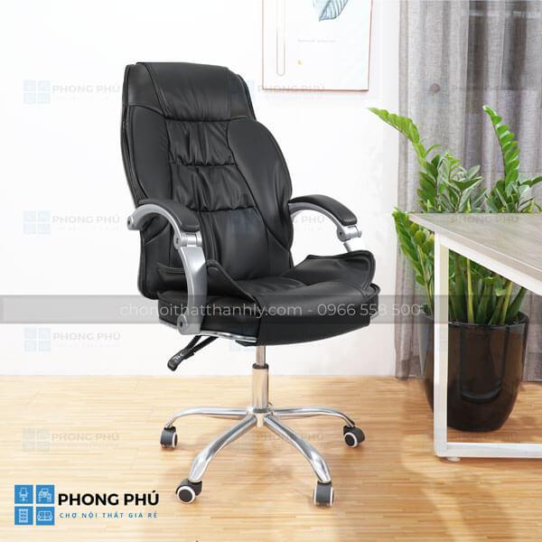 Ghế giám đốc dòng ghế cao cấp chuyên sử dụng cho phòng lãnh đạo