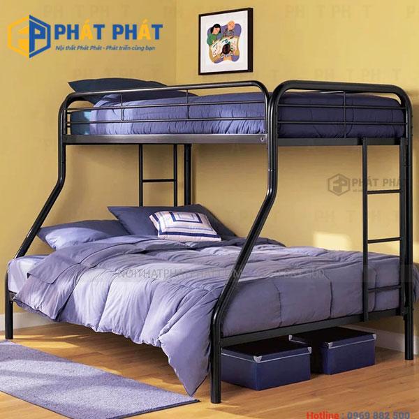 Mua giường tầng sắt đẹp, giá rẻ nhận ngay ưu đãi lớn - 1