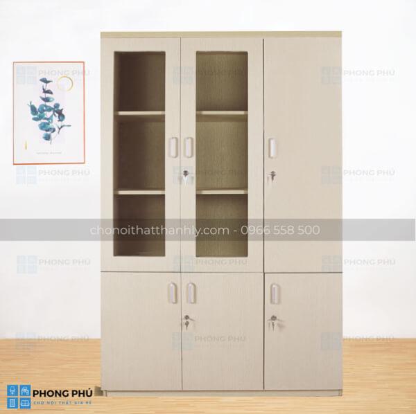 Tủ tài liệu giá rẻ chất lượng cao | Tủ tài liệu Phong Phú