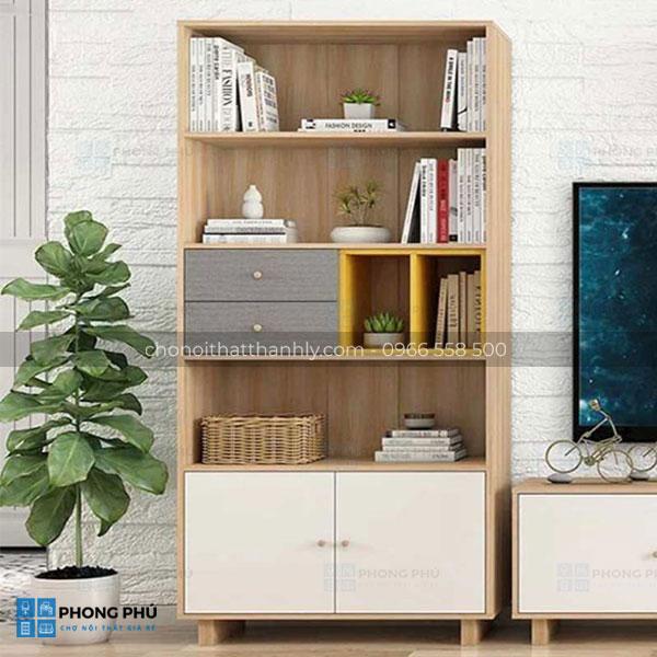 Tủ tài liệu giá rẻ chất lượng cao | Tủ tài liệu Phong Phú - 1