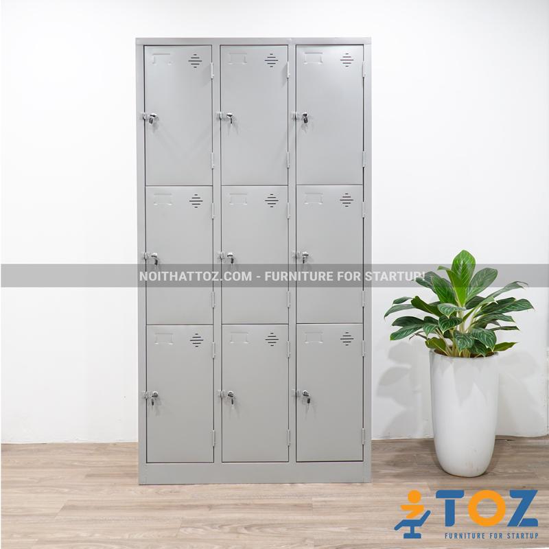 Giải đáp nguyên do tủ tài liệu sắt ngày càng được sử dụng rộng rãi