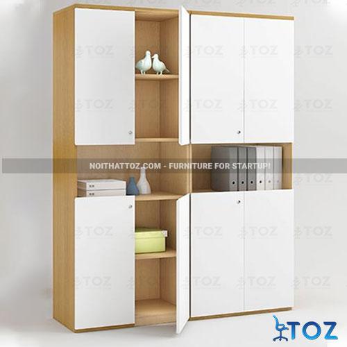 Vì sao nên sử dụng tủ giám đốc TOZ cho văn phòng - 1