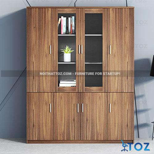 Vì sao nên sử dụng tủ giám đốc TOZ cho văn phòng