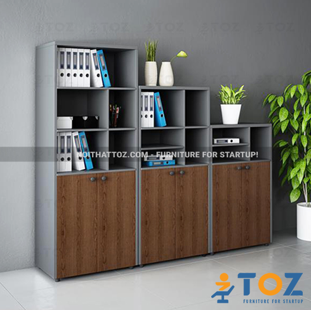Tủ tài liệu gỗ TOZ dẫn đầu xu hướng nội thất hiện đại - 1